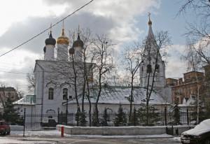 Московский дворик Василия Поленова. Фото Сергея Пименова