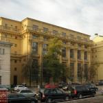 Дом на Моховой. Фото СовАрх
