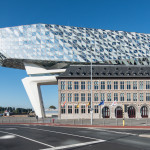 Havenhuis Antwerpen | Zaha Hadid Architects